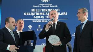 Son dakika... Cumhurbaşkanı Erdoğan tarihi projenin adını açıkladı
