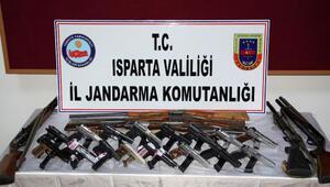 Ispartada düğün magandalarına 22 bin lira ceza