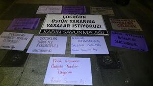 Trabzonu ayağa kaldıran küçük kıza taciz olayı şüphelisi tutuklandı (3)