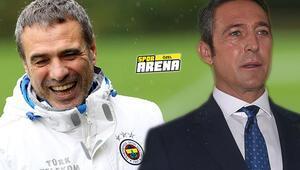 Fenerbahçede kısa dönem Riekerink modeli