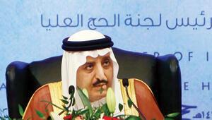 Kral'ın kardeşi Riyad'a geri döndü