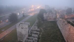 İstanbullular güne sisle uyandı (2)