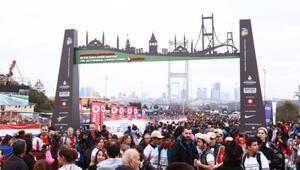 Vodafone İstanbul Maratonu uygulamadan takip edilebilecek