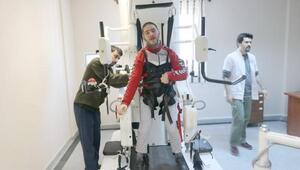 Rizede Robotik Yürüme Cihazı devreye girdi