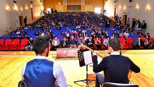 OKÜ Öğrenci Konseyinden, Şiir ve Türkü Şöleni