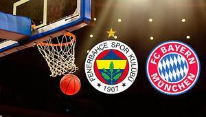 Fenerbahçe Bayern Münih Euroleague maçı bu akşam saat kaçta hangi kanalda canlı olarak yayınlanacak
