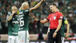 Palmeiras 2-2 Boca Juniors (MAÇ ÖZET)