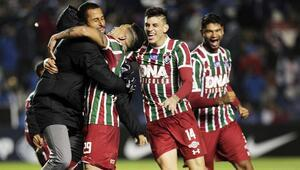 Nacional 0-1 Fluminense (MAÇ ÖZET)