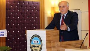 Bölge birliğinde yeni başkan Aksoy oldu