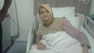 Sinopta yaşlı kadın için huzur evi aranıyor