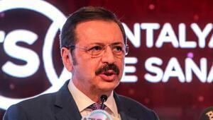 TOBB Başkanı Hisarcıklıoğlu: Bu teker bu tümsekte kalmaz (2)
