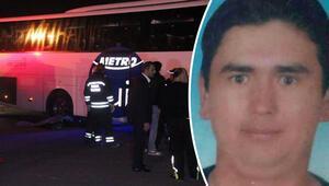 Konyada feci ölüm Kuzenini askere uğurlarken otobüsün altında kalarak can verdi