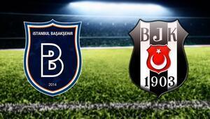 Beşiktaş, Başakşehir ile oynadığı 11 maçta...