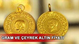 Altın fiyatları haftanın kapanışında ne kadar oldu 2 Kasım çeyrek altın ve gram altın fiyatlarında son durum