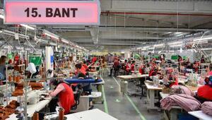 Tokatta tekstil fabrikası, çalışanlarına yüzde 10 zam yaptı