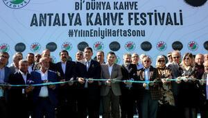 Antalyada kahve festivali