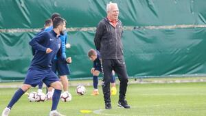 Kasımpaşa, Antalyaspor maçına hazır