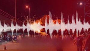 15 Temmuz hain darbe girişimi gününe ait şok ses kaydı ortaya çıktı