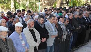 Filistinde ölenler için gıyabi cenaze namazı