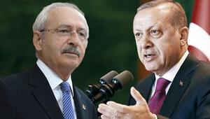Cumhurbaşkanı Erdoğandan Kılıçdaroğlu hakkında suç duyurusu
