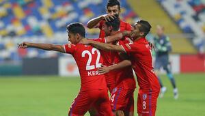 5 gollü maçın galibi Altınordu
