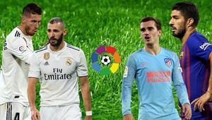La Ligada büyük balıklar sahada iddaada öne çıkan tercih ise...