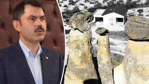 Çevre ve Şehircilik Bakanı Murat Kurum net konuştu: Hepsini yıkacağız