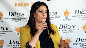 Jülide Sarıeroğlu: Cumhurbaşkanımızın yükünü alacak adaylarla yola çıkacağız