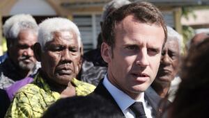Macron: Yaşadığımız süreç iki dünya savaşı arası döneme çok benziyor