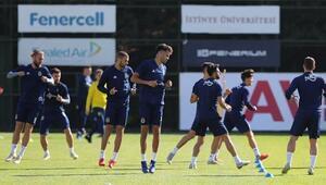Fenerbahçe, Anderlecht maçı hazırlıklarına başladı