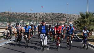 Gran Fondo Çeşmenin kayıt ücretleri bisiklete döndü