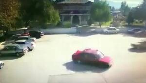 Asker uğurlamada drift yapan 2 sürücüye 10 bin 20 lira ceza