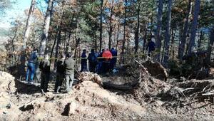 Emekli işçi, ormanda ölü bulundu