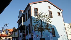 Tarihi Dalyancı Konağı sanat merkezi oldu