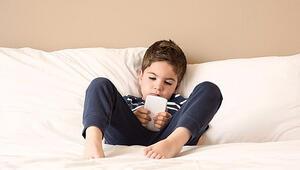 Erken yaşta telefon ruh sağlığına zararlı