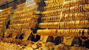 Gram altın son iki ayda geriledi