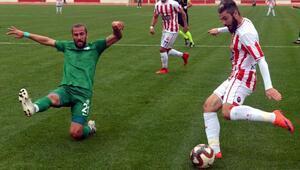 Kahramanmaraşspor - Sivas Belediyespor: 1-0