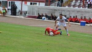 Hatayspor - Ümraniyespor: 0-1