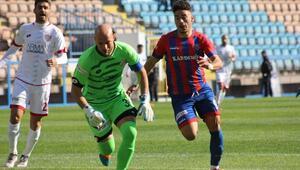 Kardemir Karabükspor - Boluspor: 0-2