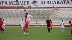 Elaziz Belediyespor-Çatalcaspor: 0-0