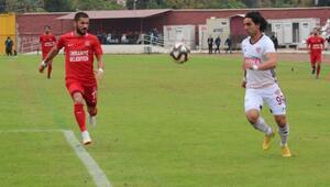 Ümraniyespor, Leandrinho ile galibiyete uzandı
