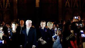 Macron Ateşkes Günü turuna Strazburgdan başladı