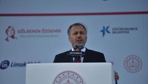 Vali Yerlikaya İstanbulda ilk resmi programında konuştu