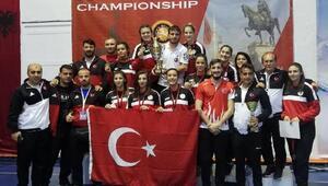 Balkan şampiyonu Kepezden