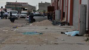 Adanada alacak çatışması: 1 ölü, 4 yaralı