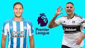 Premier Ligde Pazartesi Ateşi, sahne Huddersfield ile Fulhamın iddaada popüler...