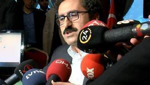 AK Partide ilk başvuru Van Büyükşehir Belediyesine