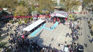 Orhangazi Zeytin Festivalinde 40ıncı yıl coşkusu