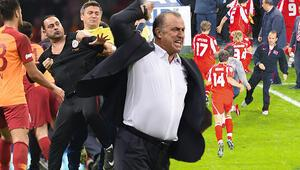 Futbol konseyi: Beşiktaş maçında Terim olmaz
