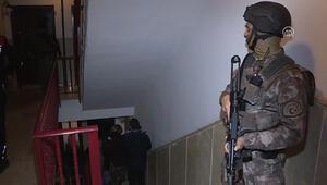 Ankarada PKK için haraç toplayan örgüte operasyon
